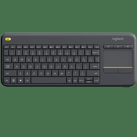 Teclado-inalambrico-con-touchpad-K400-Plus