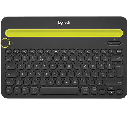 Teclado-Bluetooth®-Multidispositivo-K480