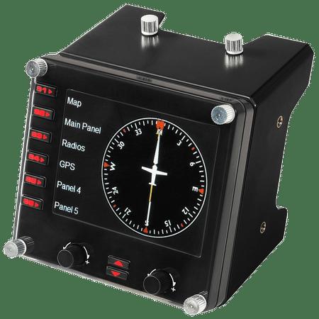 Panel-de-instrumentos-Pro-Flight