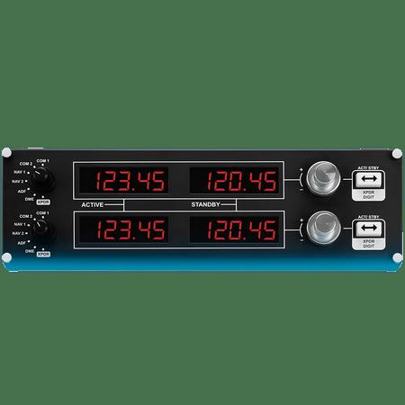 Panel-de-radio-Pro-Flight