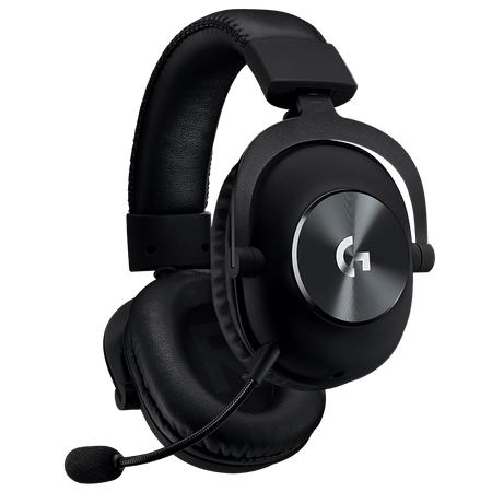 Headset-Logitech-G-PRO-X-Gaming